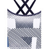 Skins A200 Canotta da corsa Donna blu